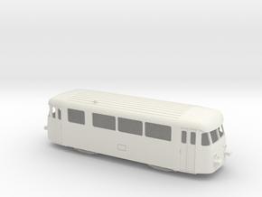 Vorserien Schienenbus Spur H0 1:87 in White Natural Versatile Plastic