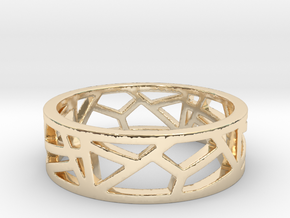 MadBHive Ring Size 10 in 14K Yellow Gold