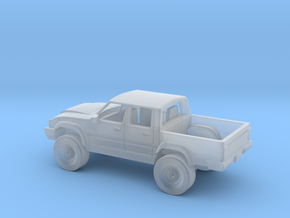 Toyota 1:120 (remodelled) in Frosted Ultra Detail