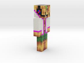 6cm | DubstepSnowflake in Full Color Sandstone