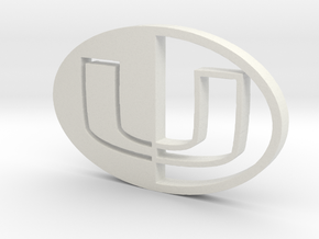 UHS in White Natural Versatile Plastic