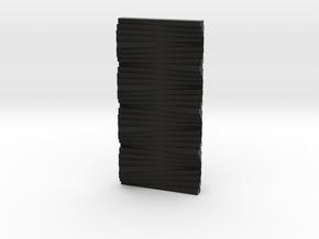 Muro Articulado1 65 in Black Strong & Flexible