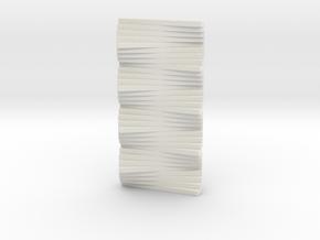 Muro Articulado1 65 in White Natural Versatile Plastic