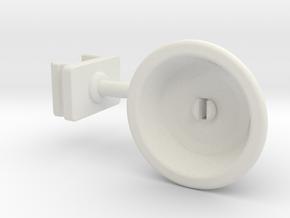 Rokenbok Lamp in White Strong & Flexible