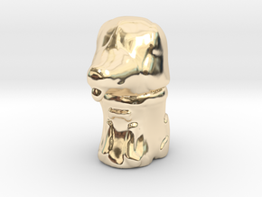 Boris in 14K Yellow Gold