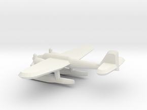 He-115 (1/700) in White Natural Versatile Plastic