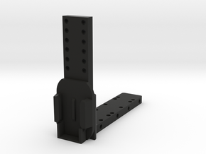 SeatWedgeReceiver in Black Strong & Flexible