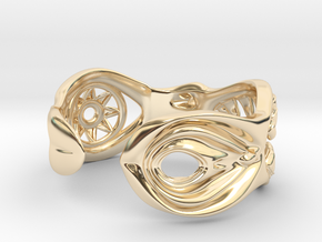 Bracelet of Lust in 14K Yellow Gold