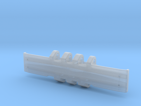 1-144 Space Shuttle Crawler Track in Smooth Fine Detail Plastic