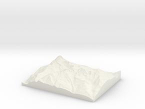 Model of Aosta in White Strong & Flexible
