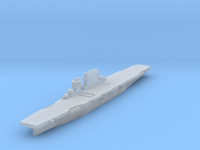 USS Saratoga CV-3 (1943) 1/4800 in Smooth Fine Detail Plastic