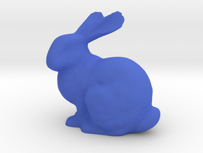 Bunnyacsii in Blue Strong & Flexible Polished