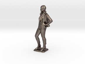 Jessica BoulderBeta May 2014 in Polished Bronzed Silver Steel
