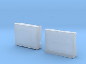 Cummins Engine Block Final(2) in Smooth Fine Detail Plastic