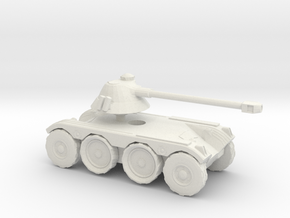 1:144 PANHARD EBR75 in White Natural Versatile Plastic