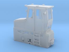 Umbau Feldbahn Fahrleitungslok 1:35 in Smooth Fine Detail Plastic