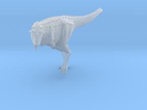 Carnotaurus 1/72 - Running in Smooth Fine Detail Plastic