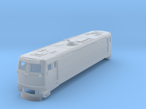 N AEM7 Loco Body Amtrak/SEPTA/MARC in Smooth Fine Detail Plastic