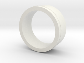 ring -- Sat, 23 Feb 2013 06:25:50 +0100 in White Strong & Flexible