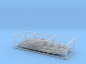 1/3000 US APA Bayfield (x2) in Smooth Fine Detail Plastic