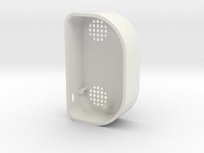 AirGo Case (1 of 3) in White Natural Versatile Plastic