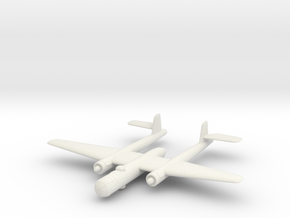 1/300 Arado Ar E 340 in White Strong & Flexible