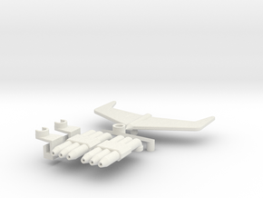 Hot Rod Add-on Kit in White Natural Versatile Plastic