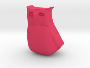 OWL2 in Pink Processed Versatile Plastic