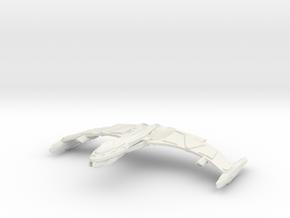 Locust Class Cruiser in White Natural Versatile Plastic