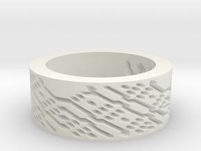 by kelecrea, engraved: Walter in White Strong & Flexible