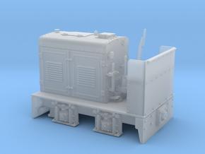 Henschel Feldbahnlok Typ DG13 1:35 in Smooth Fine Detail Plastic