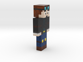 6cm | DanTDM in Full Color Sandstone