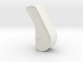 Apollo SM CM-Umb Conn 1:10 in White Natural Versatile Plastic