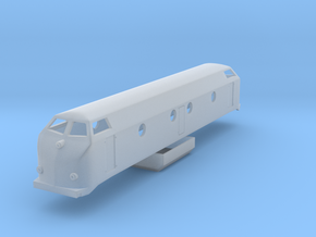 CFL 1800/Reeks 11 Spur Z/1:220 in Smooth Fine Detail Plastic