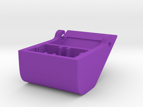 Tin/Plastic Foil Cutter in Purple Strong & Flexible Polished
