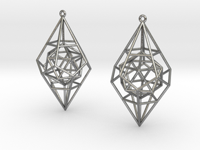 Quntessence (Symmetry) in Natural Silver