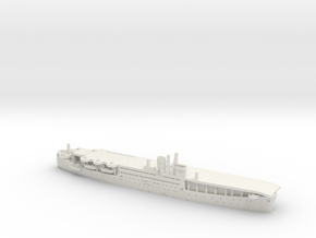 1/1800 IJN LSD Akitsu Maru [1942] in White Natural Versatile Plastic