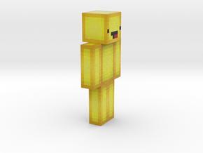 12cm | SpeedyDragon9000 in Full Color Sandstone