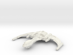 N'Hine Class Cruiser in White Natural Versatile Plastic