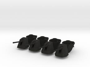 OtoMelara canon 8x in Black Acrylic
