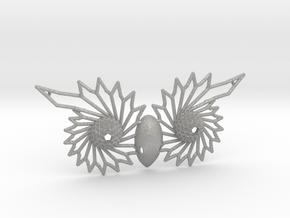 Owl Eyes - 7cm in Aluminum