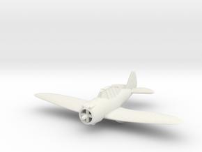1/200 Seversky P35/J-9 in White Natural Versatile Plastic