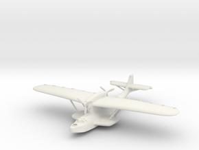 Dornier Do 18D 1/285 6mm in White Natural Versatile Plastic
