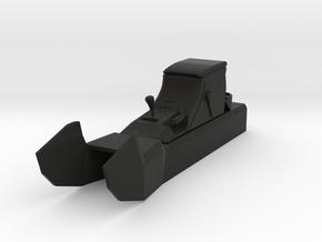 Mercedes G55 AMG1 10 Center Console in Black Natural Versatile Plastic