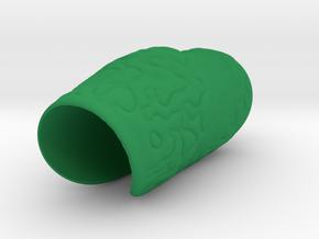SaddleGrip 22mm Alien in Green Processed Versatile Plastic