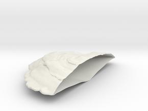 mushroom 1 in White Strong & Flexible