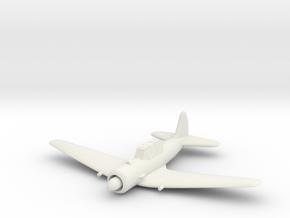 1/200 Sukhoi Su 6 in White Natural Versatile Plastic