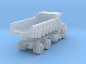 Mack Dump Truck - Nscale in Frosted Ultra Detail