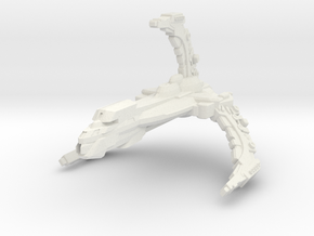 Altross Class Destroyer in White Natural Versatile Plastic
