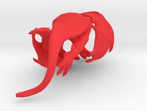 Western Dragon Gripper 23mm in Red Processed Versatile Plastic